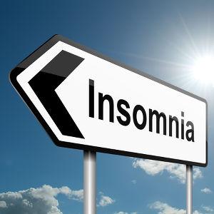 ernstige slapeloosheid