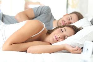 slaapproblemen opgelost